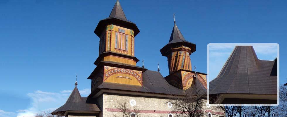 Tabla pentru acoperis furnizata de Cuprumetal.ro – Parohia Ceahlau – Neamt