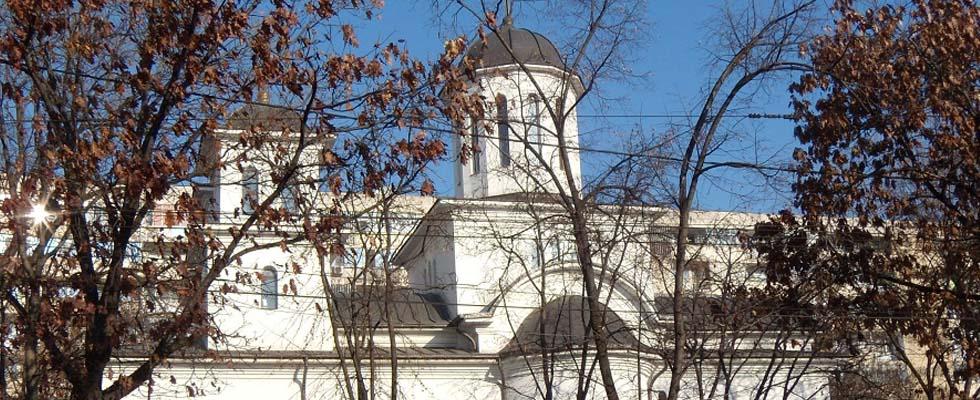Tabla pentru acoperis furnizata de Cuprumetal.ro – Parohia Adormirea Maicii Domnului  Bucuresti