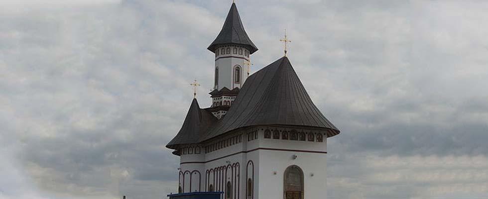 Tabla pentru acoperis furnizata de Cuprumetal.ro – Manastirea Zosin  Botosani